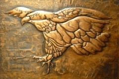 Kupferbild - Adler